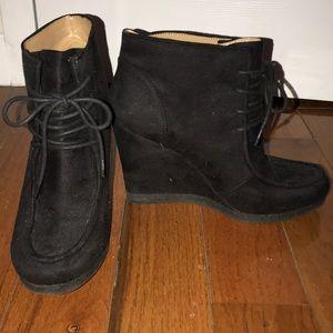 Nine West Vintage American Collection black boots